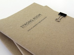Strong Room Roelof Bakker Jane Wildgoose