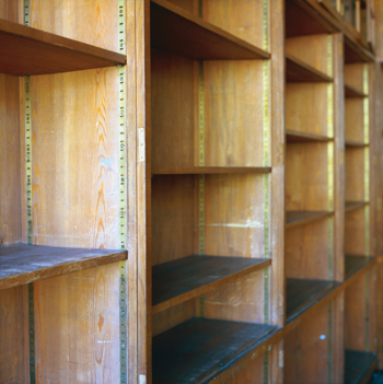 Town Clerks' Office (Shelves) Roelof Bakker Stillker