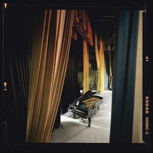 The Stage (Piano) by Roelof Bakker