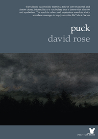David Rose Puck Nightjar Press