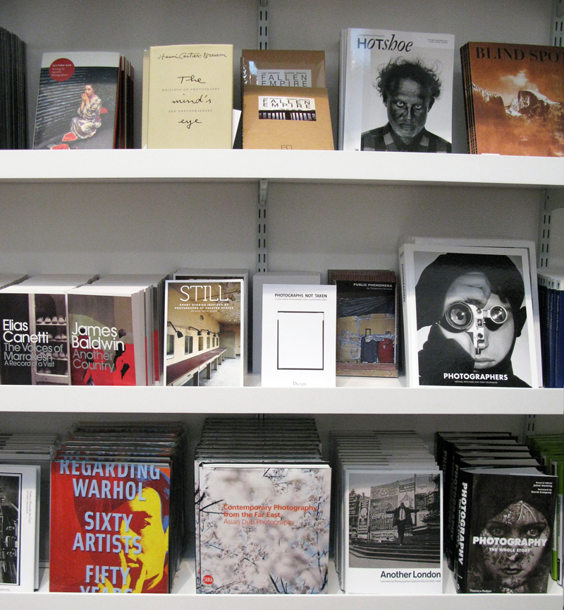 Still Tate Modern Negative Press London William Klein Daido Moriyama bookshop Roelof Bakker