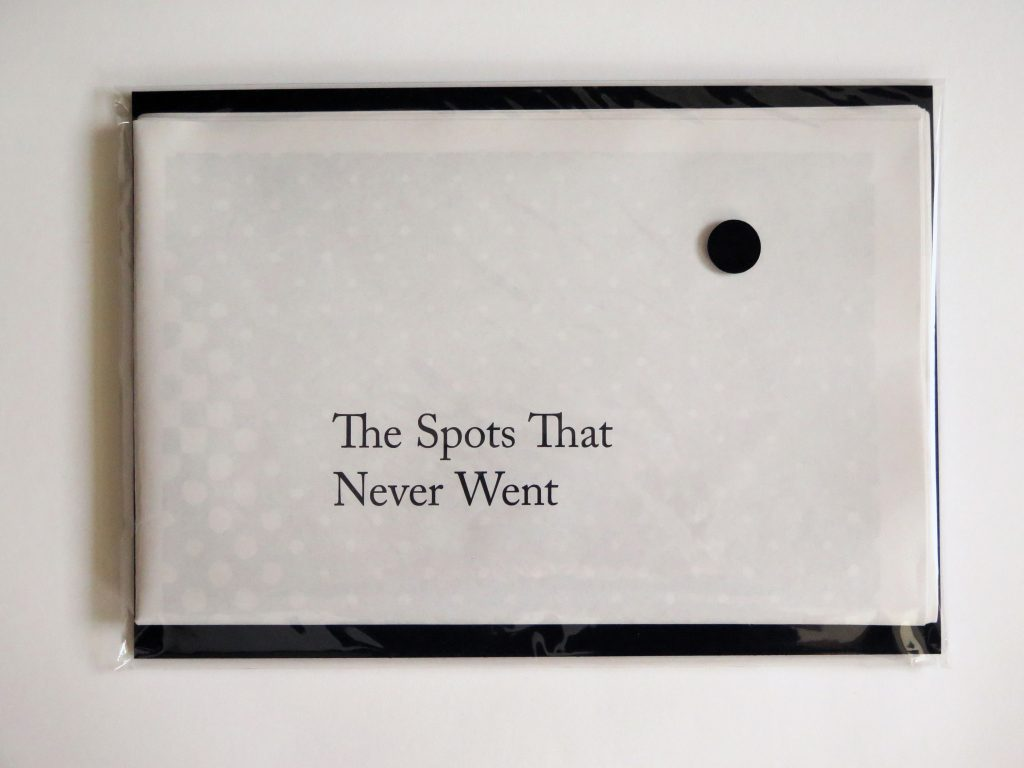 The Spots That Never Went, Roelof Bakker